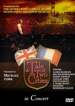 A Tale of Two Cities: In Concert Online DVD Rental