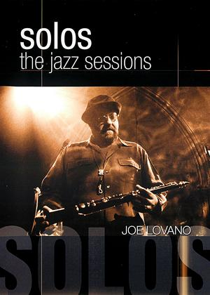 Solos: The Jazz Sessions: Joe Lovano Online DVD Rental