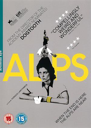 Alps Online DVD Rental
