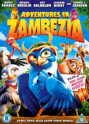 Adventures in Zambezia Online DVD Rental
