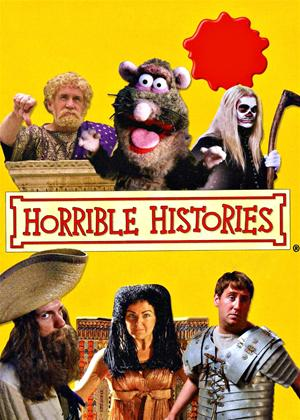 Horrible Histories Online DVD Rental