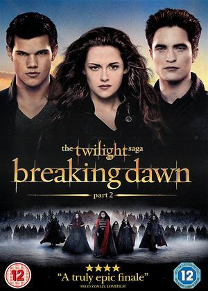 Rent The Twilight Saga: Breaking Dawn: Part 2 Online DVD Rental