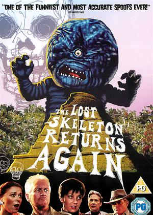 The Lost Skeleton Returns Again Online DVD Rental
