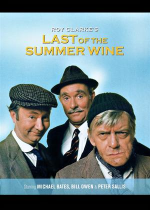 Last of the Summer Wine Online DVD Rental