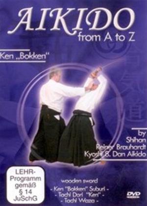 Aikido A-Z: Bokken Online DVD Rental