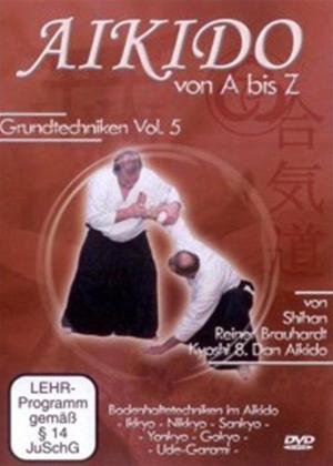 Rent Aikido A-Z: Vol.5 Online DVD Rental