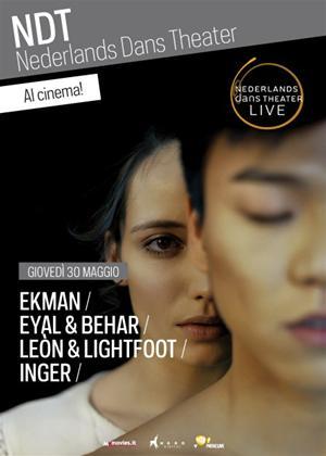 An Evening with Ekman/Eyal and Gai Behar/Leon and Lightfoot/Inger: Nederlands Dans Theater Online DVD Rental