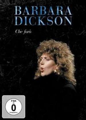 Rent Barbara Dickson: Che Faro Online DVD Rental
