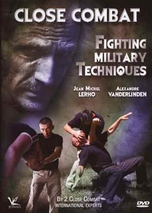 Close Combat Fighting: Military Techniques Online DVD Rental