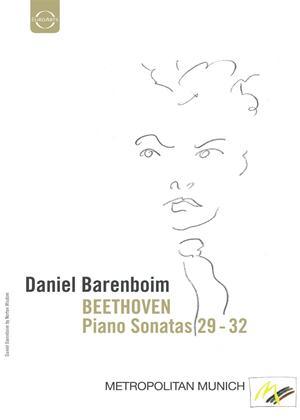 Rent Daniel Barenboim: Beethoven Piano Sonatas: Vol.5 Online DVD Rental