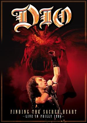 Dio: Finding the Sacred Heart: Live in Philly 1986 Online DVD Rental