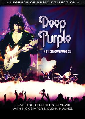 Deep Purple: In Their Own Words Online DVD Rental
