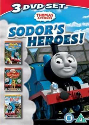 Rent Thomas the Tank Engine and Friends: Sodor's Heroes Online DVD Rental
