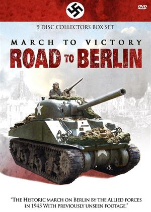 Rent March to Victory: Road to Berlin Online DVD Rental