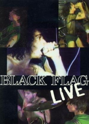 Black Flag: Live Online DVD Rental