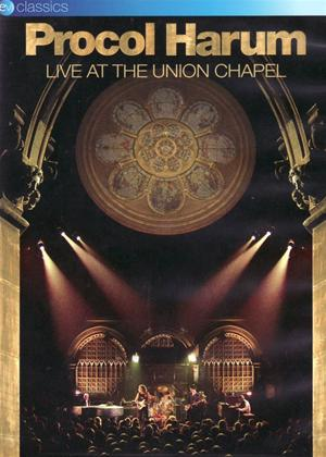 Procol Harum: Live at the Union Chapel Online DVD Rental