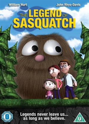 The Legend of Sasquatch Online DVD Rental