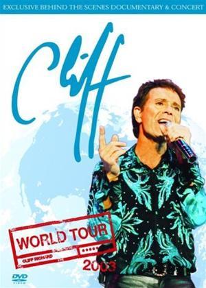 Cliff Richard: The World Tour Online DVD Rental