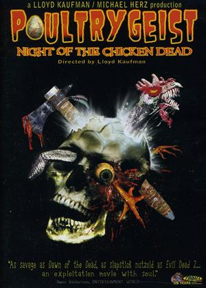 Rent Poultrygeist: Night of the Chicken Dead Online DVD Rental