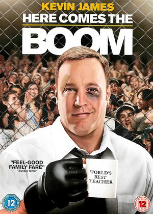 Here Comes the Boom Online DVD Rental