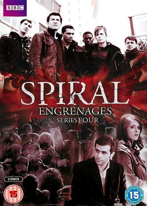 Rent Spiral: Series 4 (aka Engrenages: Série 4) Online DVD Rental