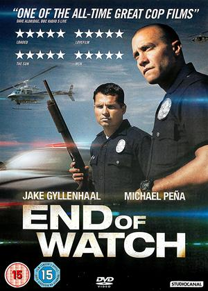 End of Watch Online DVD Rental
