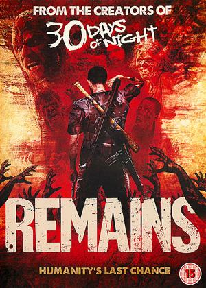Remains Online DVD Rental