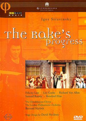 The Rake's Progress: Glyndebourne Festival Opera (Stravinsky) Online DVD Rental