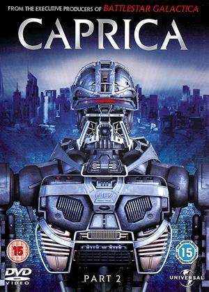 Rent Caprica: Series 1: Part 2 Online DVD Rental