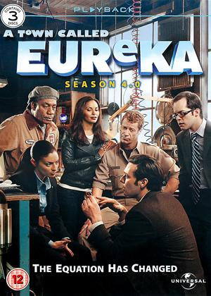 A Town Called Eureka: Series 4 Online DVD Rental