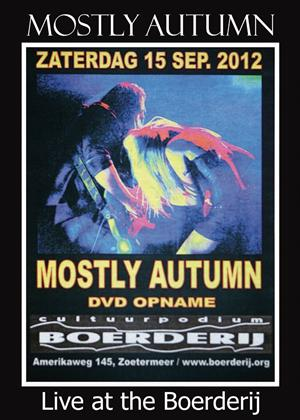 Mostly Autumn: Live at the Boerderij Online DVD Rental