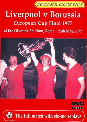 Rent European Cup Final 1977: Liverpool Vs. Borussia Moenchengladbach Online DVD Rental
