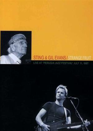 Sting and Gil Evans: Strange Fruit Online DVD Rental
