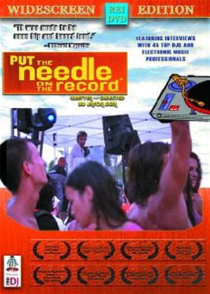 Put the Needle on the Record Online DVD Rental