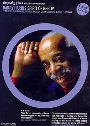 Barry Harris: Spirit of Bebop Online DVD Rental