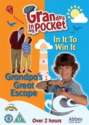 Grandpa in My Pocket: Grandpa's Great Escape Online DVD Rental