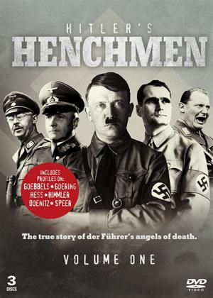 Rent Hitler's Henchmen: Vol.1 Online DVD Rental
