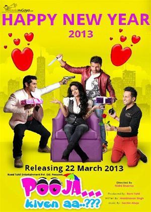 Pooja Kiven AA Online DVD Rental