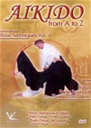 Aikido A-Z: Vol.4 Online DVD Rental