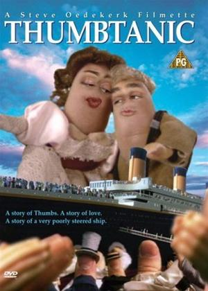 Rent Thumbtanic Online DVD Rental