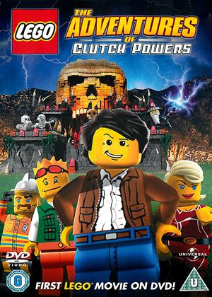 Rent Lego: The Adventures of Clutch Powers Online DVD Rental