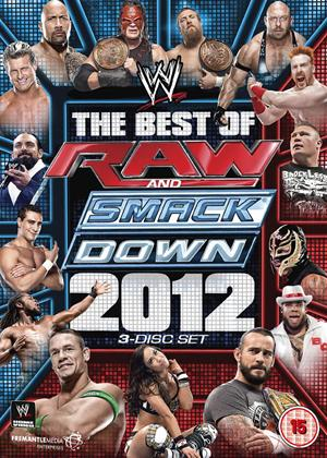 Rent The Best of Raw and Smackdown 2012 Online DVD Rental