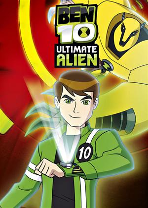 Ben 10 Ultimate Alien Online DVD Rental