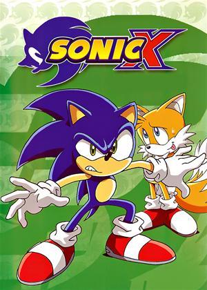 Sonic X Online DVD Rental