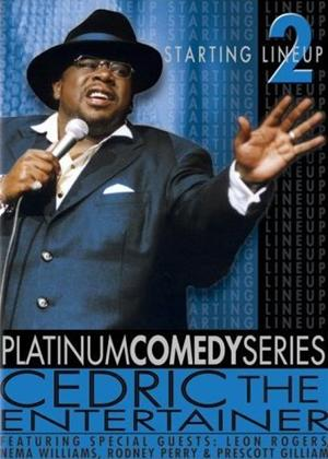 Rent Cedric the Entertainer: Starting Line Up 2 Online DVD Rental