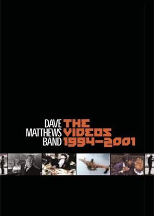 Rent Dave Matthews Band: The Videos 1994-2001 Online DVD Rental