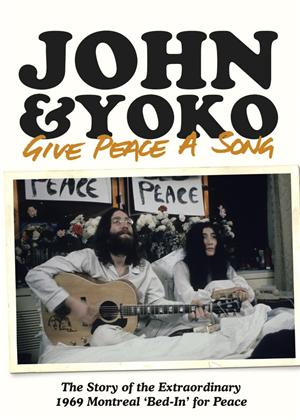 John and Yoko Give Peace a Song Online DVD Rental
