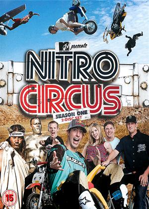 Rent Nitro Circus: Series 1 Online DVD Rental
