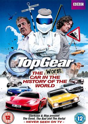 Rent Top Gear: The Worst Car in the History of the World Online DVD Rental