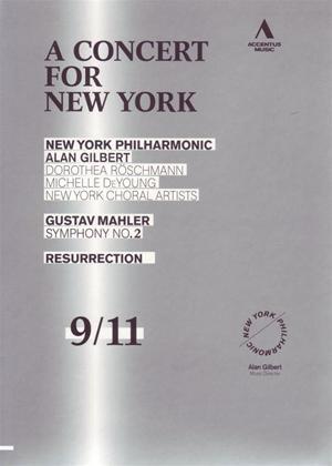 Rent A Concert for New York: 911: New York Philharmonic Online DVD Rental
